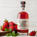 Strawberry And Mint Vinegar 250ml