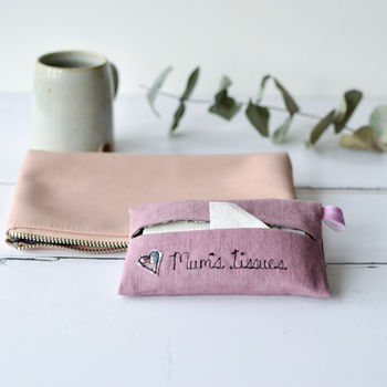 Pastel Tissue Holders For Mum
