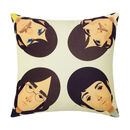 The Fab Four Cushion
