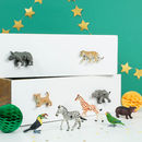 Animal Cupboard Knobs ~ Safari Animals