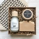 Natural Handmade Grooming Gift Set For Men