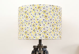 Cherry Flowers Lampshade - children's lighting