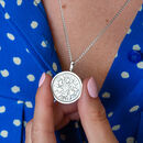 90th Birthday 1931 Sixpence Coin Necklace
