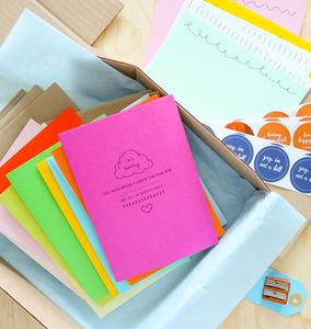 Encouragement Stationery Gift Box