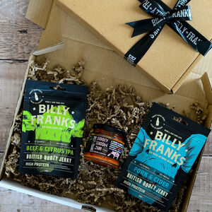 Jerky And Bacon Jam Gift Box