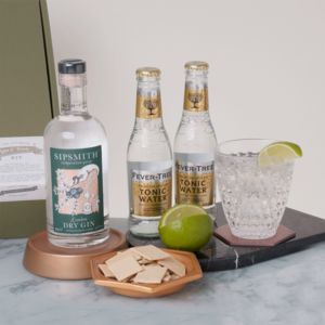 Ultimate Gin And Tonic Kit - gifts to eat and drink