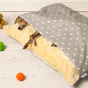 Charley Chau Dotty Snuggle Beds