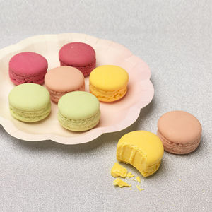 Macaroon Shaped Chocolates - what's new