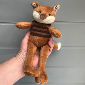 Little Fox Toy