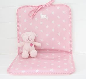 Personalised Oilcloth Changing Mat - more