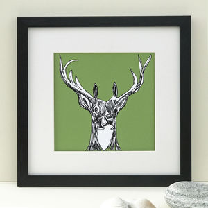 My Deer, Giclee Print - nature & landscape