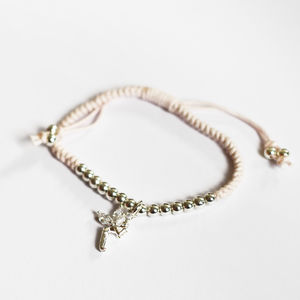 Fairy Charm Friendship Bracelet