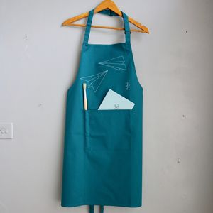 Origami Paper Plane Apron - shop by price