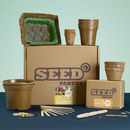Family Grow Your Own Vegetables Kits