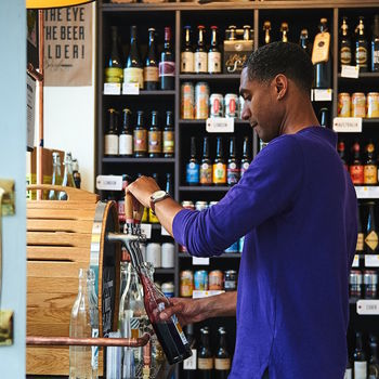 East London Wine Walk Experience For One