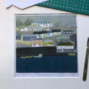 Mevagissey Two Limited Edition Print