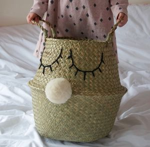 Sleepyhead Seagrass Belly Basket - shop by price