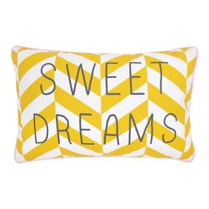 'Sweet Dreams !' Boudoir Pillow