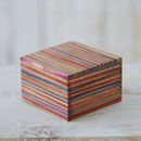 Dhari Fair Trade Handmade Trinket Box