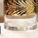 Gold Leaf Luxury Decanter And Tumbler Gift Set