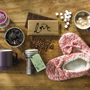 Cosy Night In Hamper - gifts for mothers
