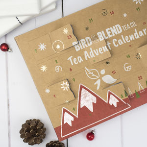 Tea Advent Calendar + Free Tote Bag - advent calendars
