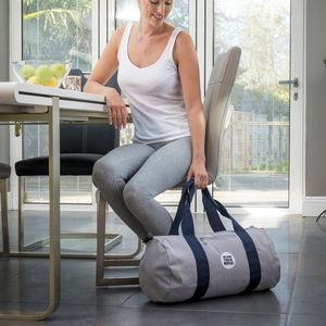 Eat, Sleep, Train, Repeat Gym Bag