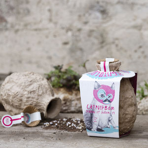 Catnipbom Seedbom - gifts for pets