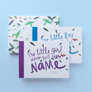 Personalised Children's Story Book Deluxe Edition - gifts for children