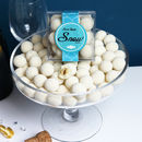 Snow Balls. Coconut Infused White Chocolate Truffles
