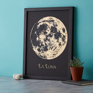 Harvest Moon Golden Art - personalised