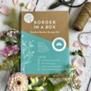 Wellbeing Garden Border Design Kit
