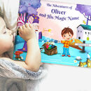 Personalised Bedtime Storybook For Children