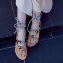 St. Tropez Rope Gladiator Sandals