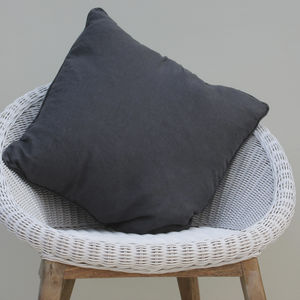 Natural Linen Cushion - cushions