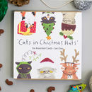 Christmas Cards Packs Cats In Hats Assortment Sets