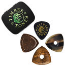 Timber Tones Bass Guitar Picks / Plectrums