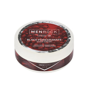 Black Pomegranate Shave Cream 100ml - shaving