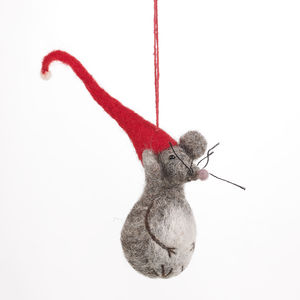 Handmade Felt Little Fella - home accessories