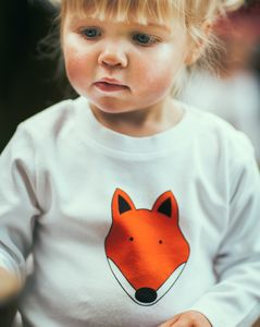 Kids Fox T Shirt
