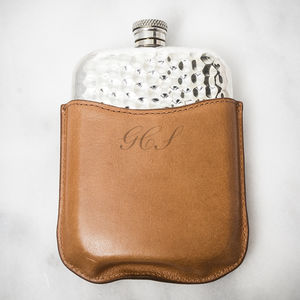 Murik Personalised Hip Flask - lust list for him