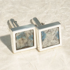 K2 Mountain Cufflinks - mens