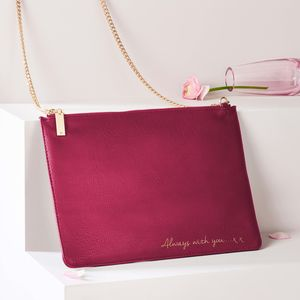 Personalised Message Bag - cross-body bags