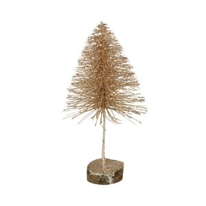 Rose Gold Shimmer Christmas Trees - christmas home accessories