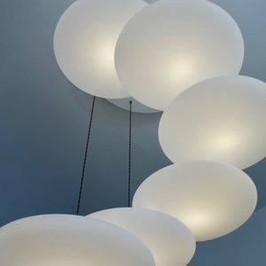 Ethel Six Drop Suspension - ceiling lights
