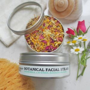 Soothe, Cleanse And Repair Botanical Facial Steam - skin care
