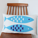 Scandi Fish Cushion