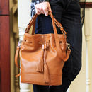 The Islington Bucket Bag