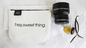 Organic Honey Skincare Beauty Gift Set - skin care sets