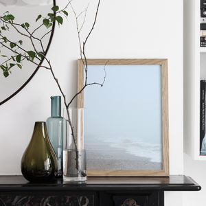 Beach Photographic Print - scandi home decor